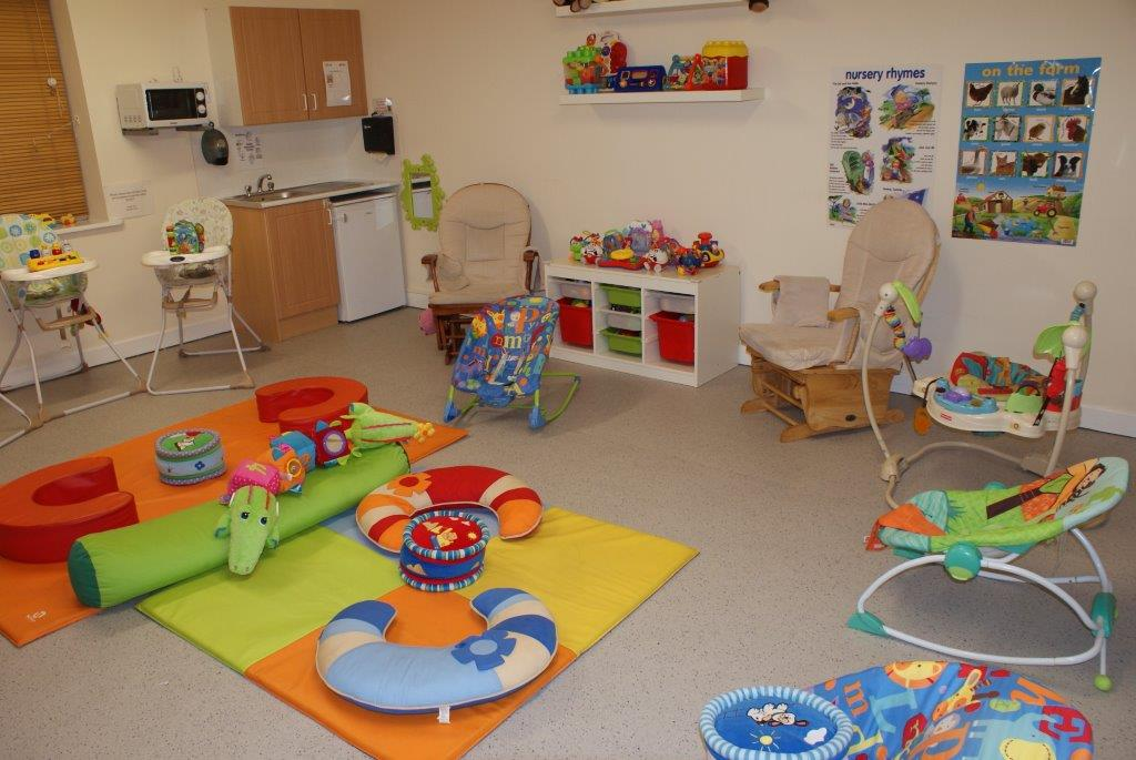 Baby Room Rathfarnham Day Care Creche