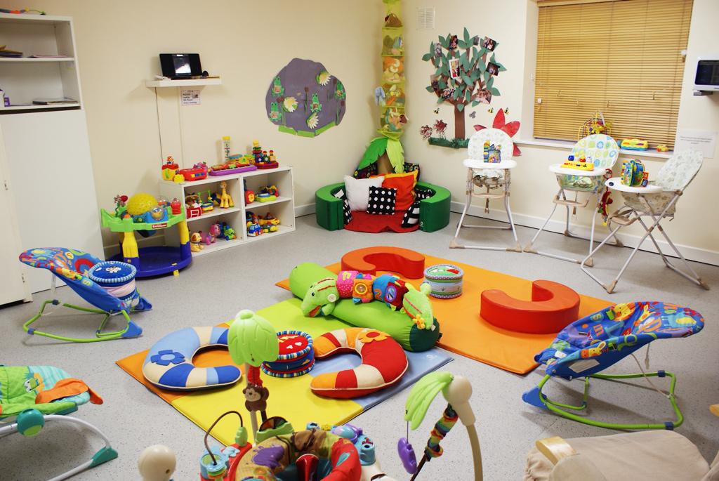 Rathfarnham Day Care / Creche