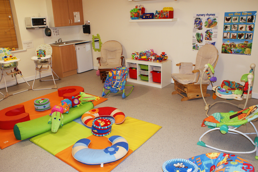 Baby Room Rathfarnham Day Care Creche