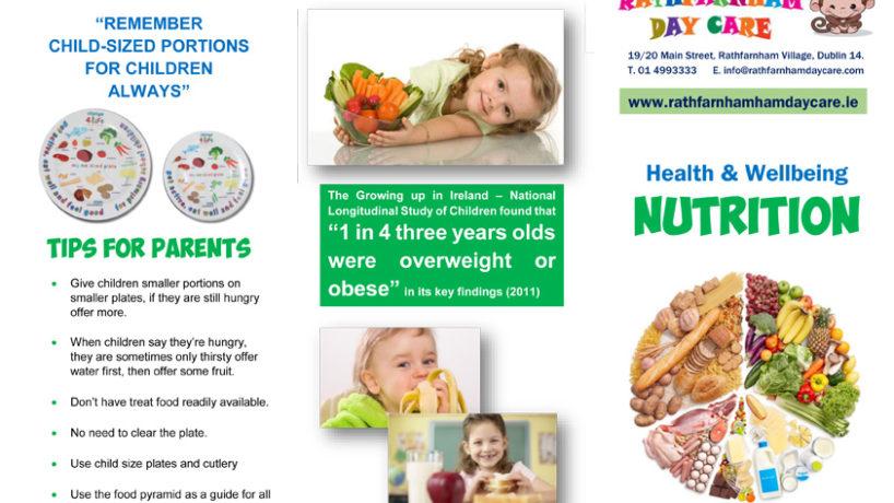 Health & Wellbeing Nutrition